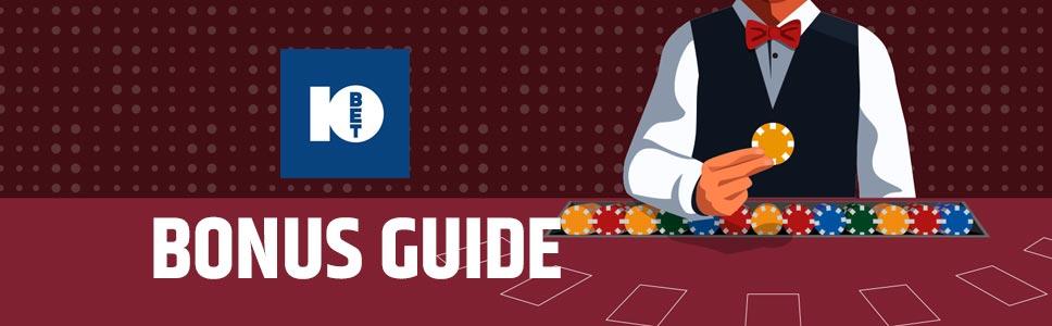 10bet Casino Bonuses & Promotions