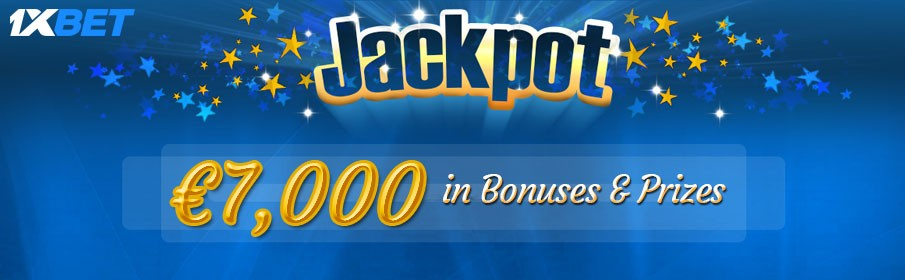 1xBet Casino Jackpot Race Promotion