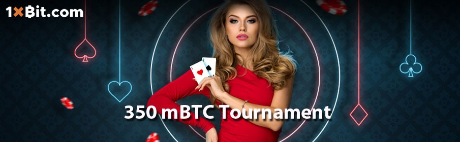 'Cards Up' Promotion at 1xBit Casino
