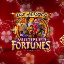 108 Heroes Multiplier Fortune Slot
