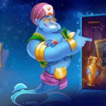 Crazy Genie Slot