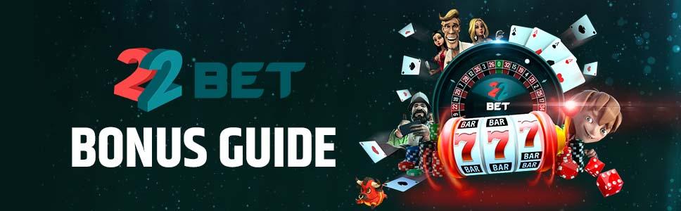 22Bet Casino Bonuses & Promotions
