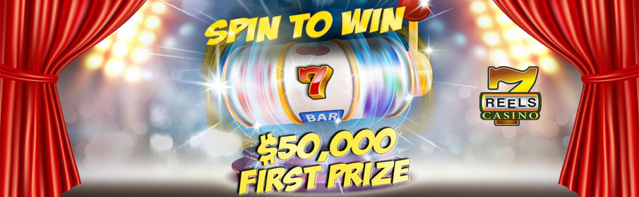 7Reels Casino Spin to Win Promotion