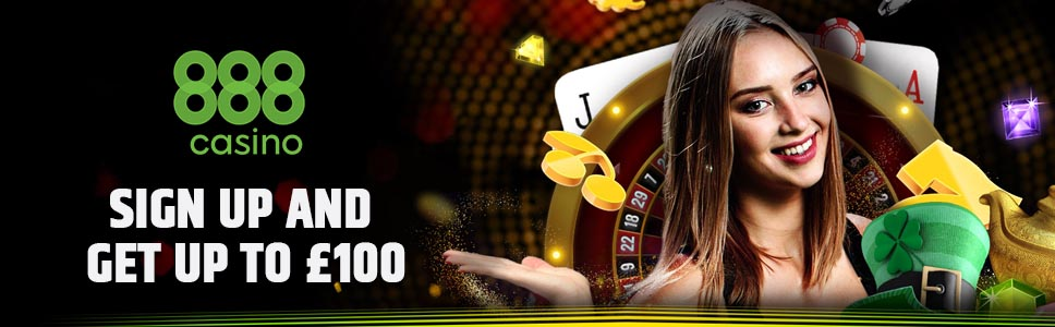 888 Casino UK Welcome Offer