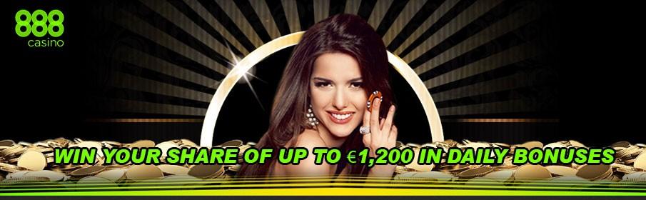 888 Live Casino VIP Bonus