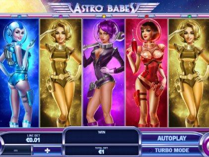 Astro-Babes-Slot