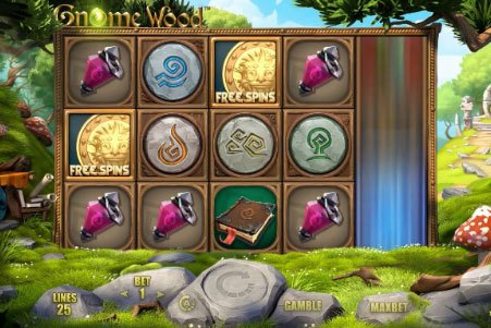 New Gnome Wood Slot Coming To Microgaming Casinos