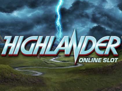 Highlander-Slot
