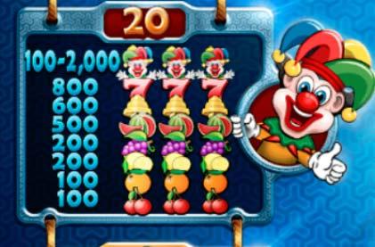 Jumbo-joker-Slot