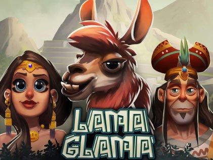 Lama-Glama-Slot