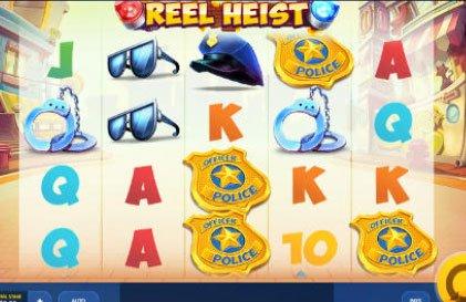 Reeel Heist Slot