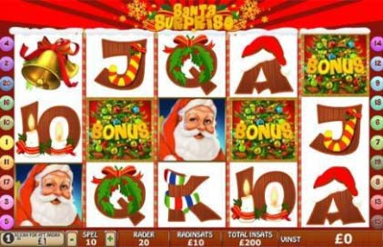 Santa-Surprise-Slot