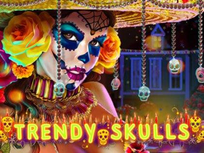 Trendy-Skulls-Slot