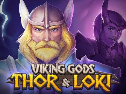 Viking-Gods-Thor-Loki-Slot