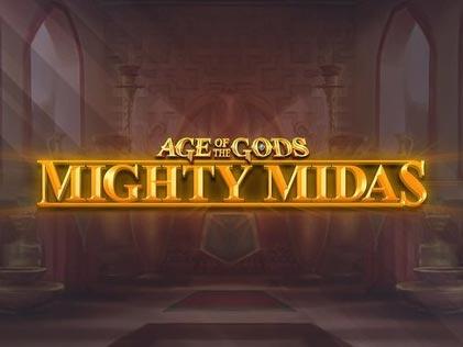 Age of the Gods: Mighty Midas Slot