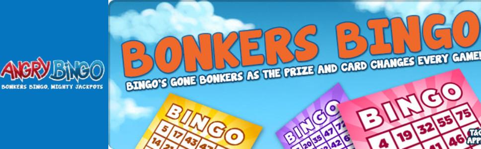 Angry Bingo Bonkers Bingo