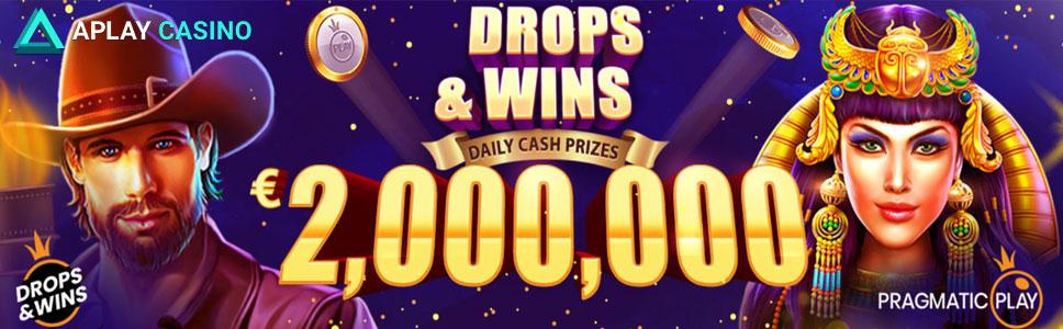 Aplay Casino Drops & Wins