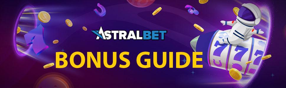 Astralbet Casino Bonuses & Promotions