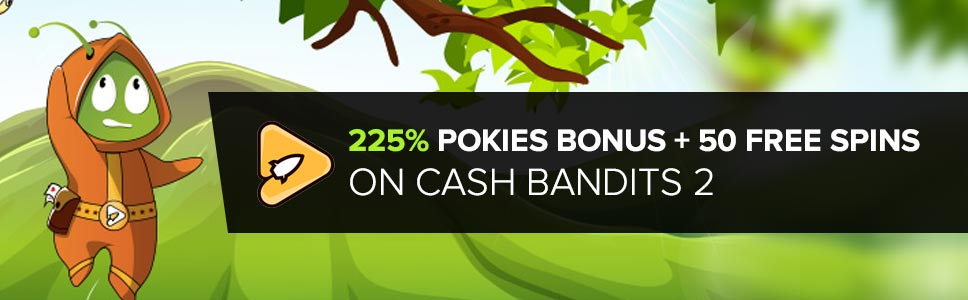 Aussie Play Casino Welcome Offer