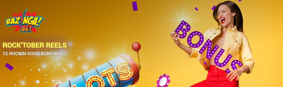 Bazingabet Casino Monthly Bonus