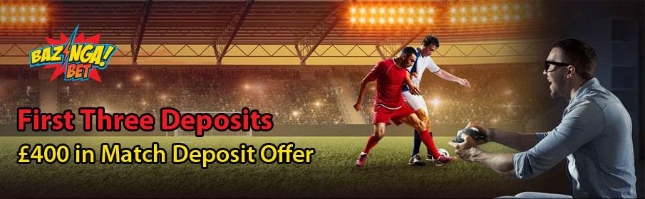 Bazinga Bet Casino Sign Up Bonus
