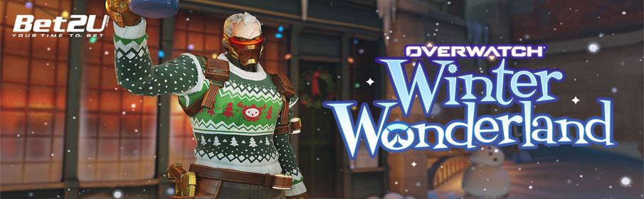 Winter Wonderland Live Tournament at Bet2U Casino