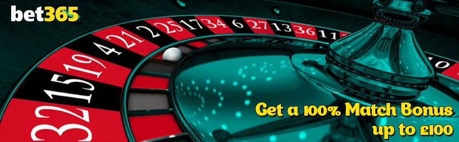 Bet365 Casino First Deposit Bonus