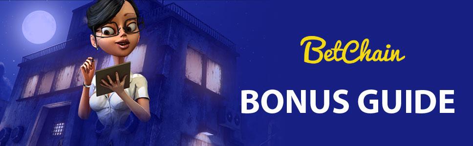 Betchain No Deposit Bonus