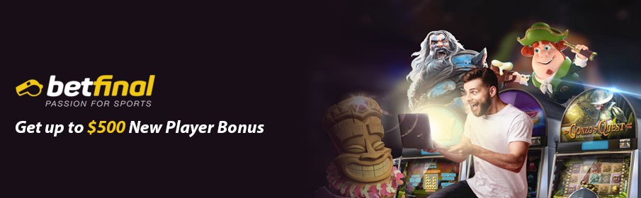 Betfinal Casino New Player Bonus
