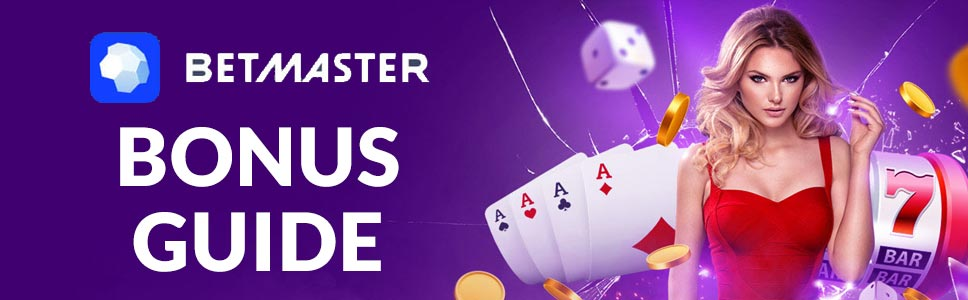 Betmaster Casino Bonues & Promotions