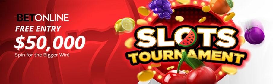 BetOnline Casino Bonus: Slots Tournament