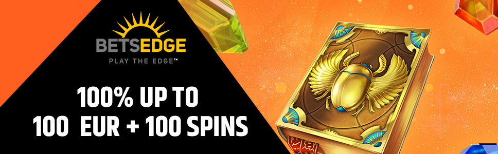 Betsedge Casino Welcome Bonus
