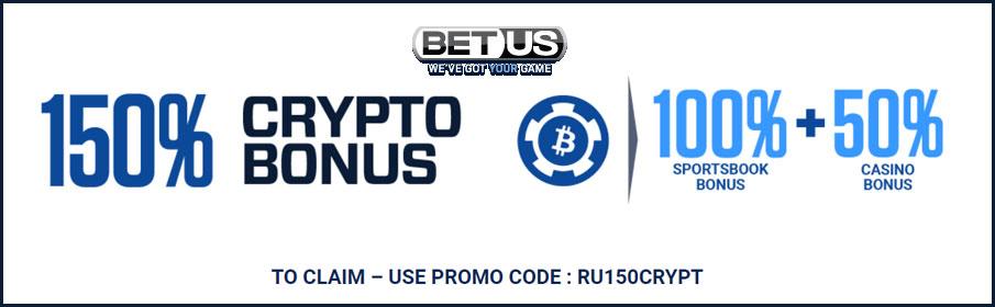 BetUs Casino Bitcoin Bonus