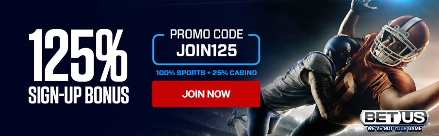 BetUS Casino Sign Up Bonus