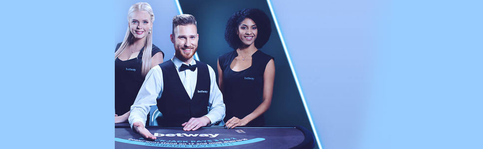 Betway Live Casino Offers Sign Up To Get Up To 1 000