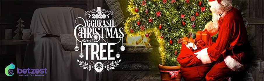 Cash Prize up to €250,000 via Yggdrasil Christmas Tree Campaign