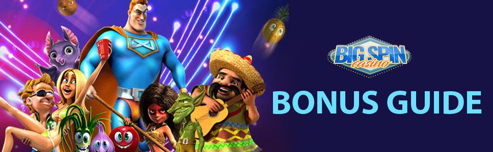 Spin Casino Bonus Codes 2021