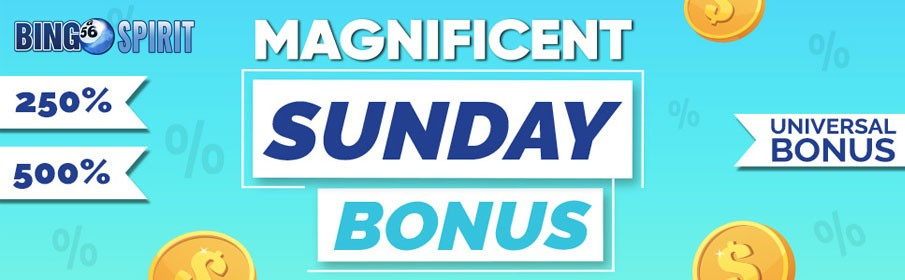 Bingo Spirit Terrific Tuesday Bonus