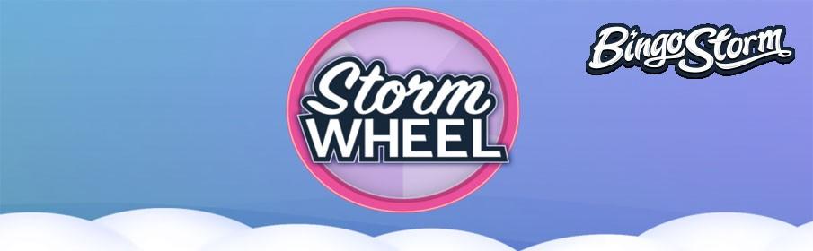Bingo Storm Lucky Wheel Promotion