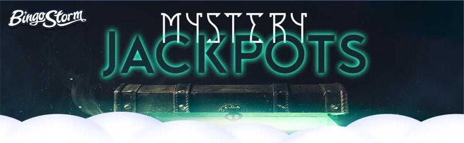 Bingo Storm Mystery Jackpot -  Get Cash Prizes