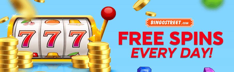 Bingo Street Daily Bonus