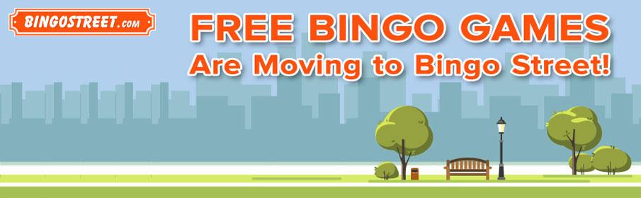 Bingostreet Free Bingo Games
