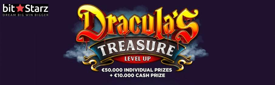 BitStarz Casino - Win from a €50k Tournament