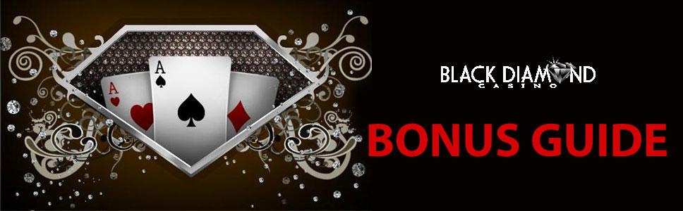 Black Diamond Casino Bonus & Promotions