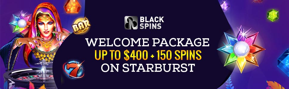Black Spins Casino Welcome Offer