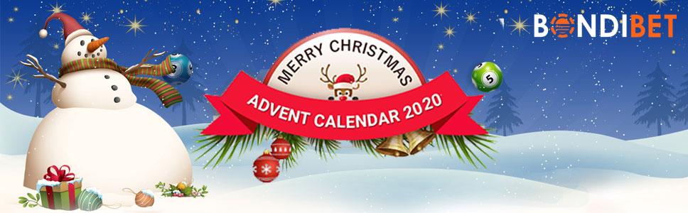 Bondibet Casino Christmas Advent Calendar