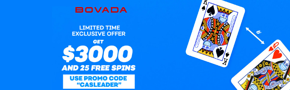 Bovada Exclusive Welcome Offer