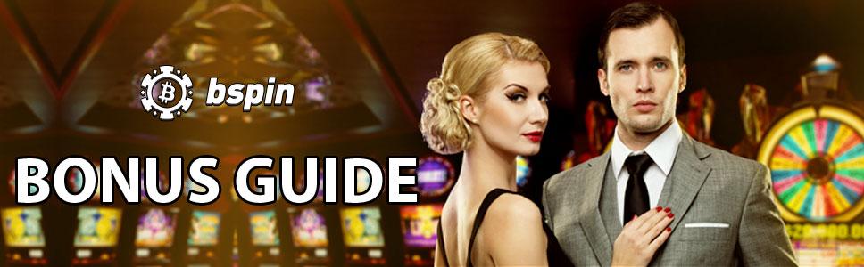 Bspin Casino Bonuses & Promotions