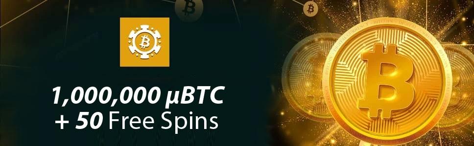 Bspin Casino Welcome Bonus