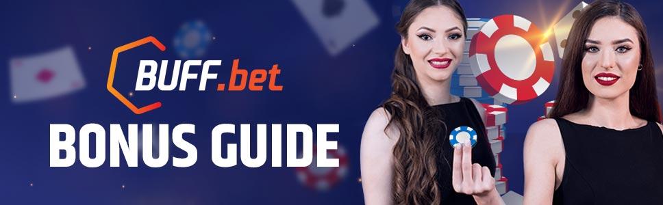 Buff.bet Casino Bonuses & Promotions